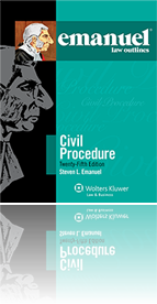 Emanuel Law Outline cover image
