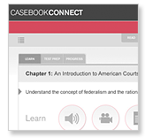 Take a tour of Casebook Connect